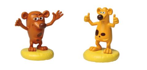 VMM Concepts ontwikkelt 3D variant van Fred en Ed