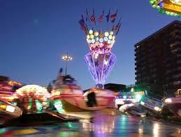 De Najaarskermis in Almere heeft dit jaar extra veel attracties