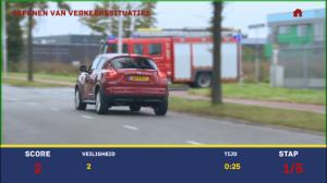 App helpt gevaarlijke verkeerssituaties voorkomen - beeld: iLearnMobile voor IFV
